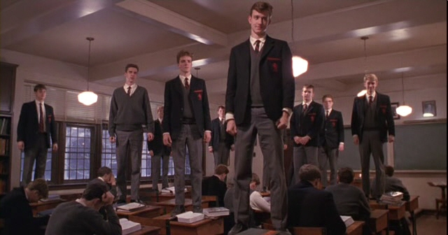 What Kelley Likes Fall Movies Dead Poets Society