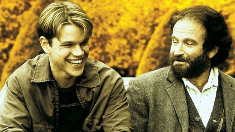 What Kelley Likes Fall Movies Good Will Hunting
