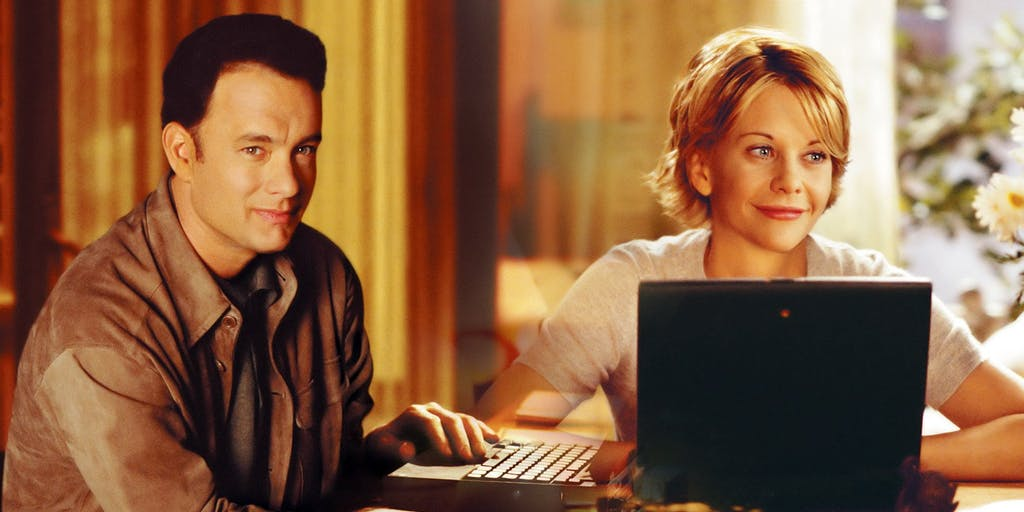 What Kelley Likes Fall Movies You've Got Mail